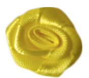 Žlutá růžička