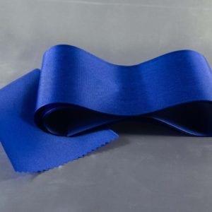 Tmavě modrá taftová šerpa