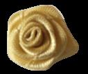 Béžová růžička