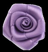 Fialová růžička