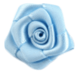 Sv.modrá růžička