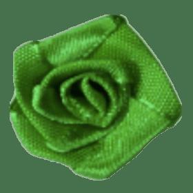 Zelená růžička
