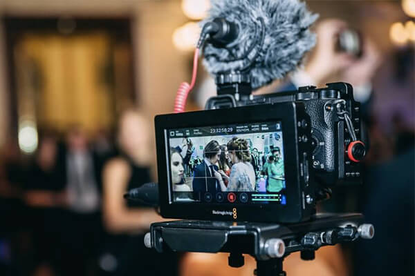 Natáčení plesu