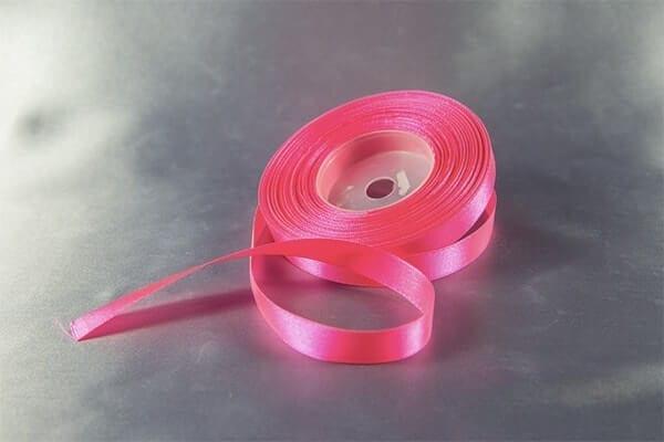 Růžová neon stužka